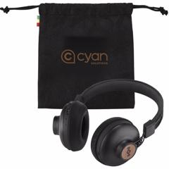 Exampl of branded headphones