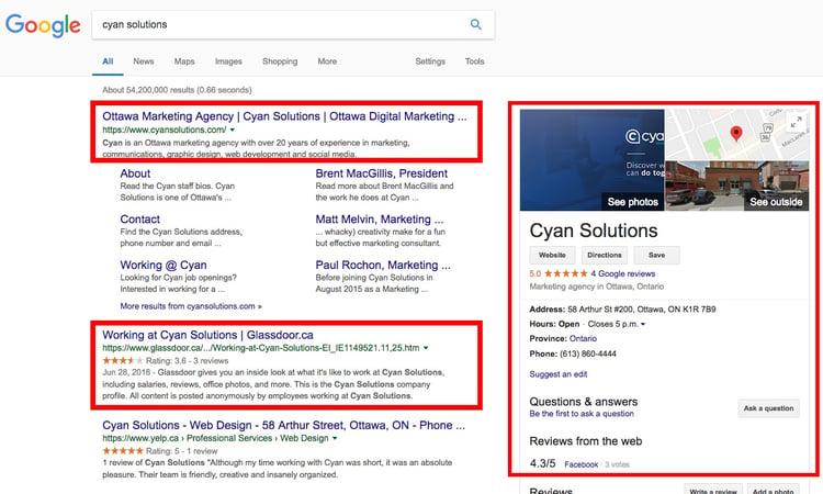 google-cyan-serp-screenshot