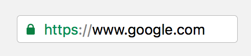 Secure SSL on Chrome